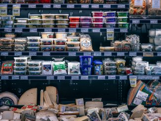 Food packaging - Dairy Selection