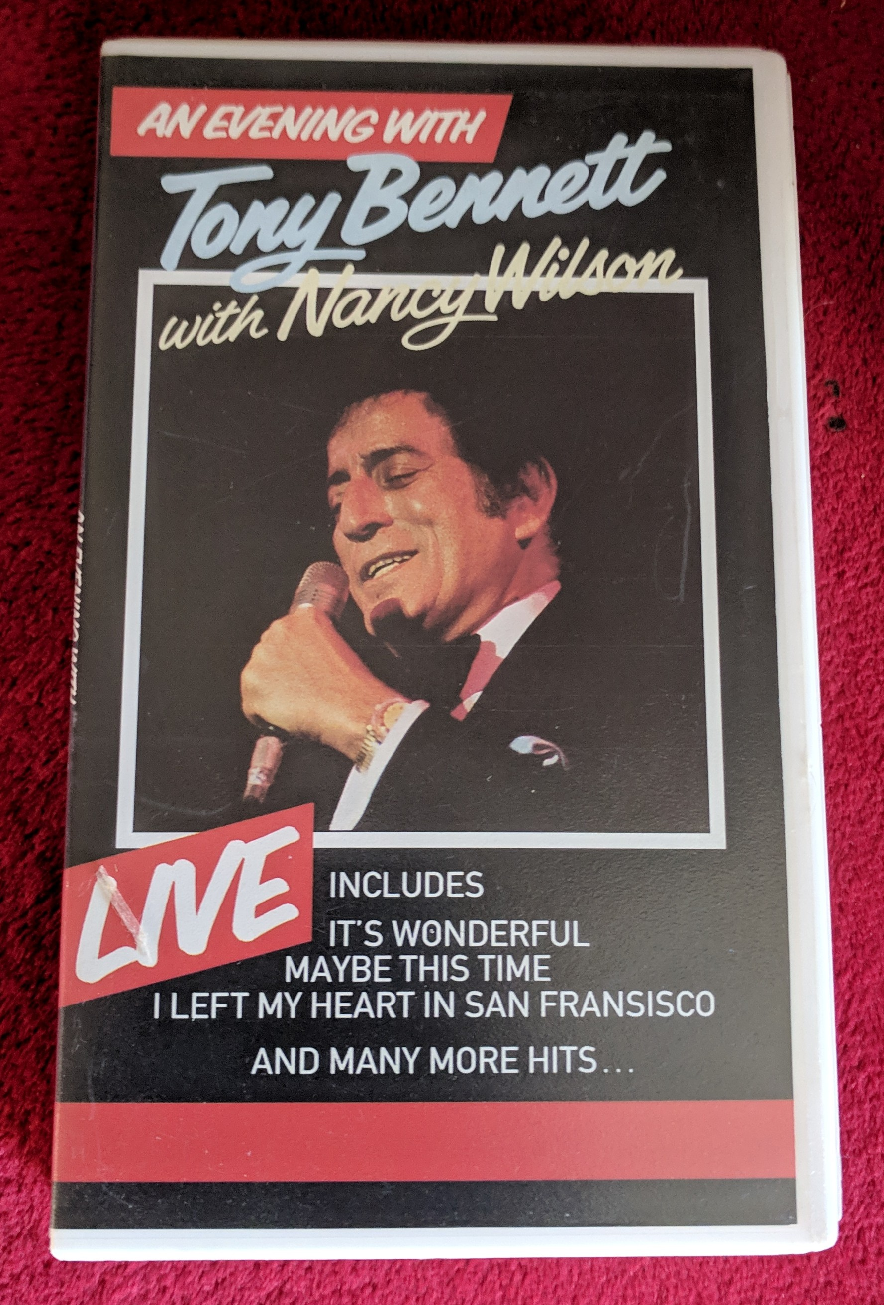 Mastervision - An Evening With Tony Bennett