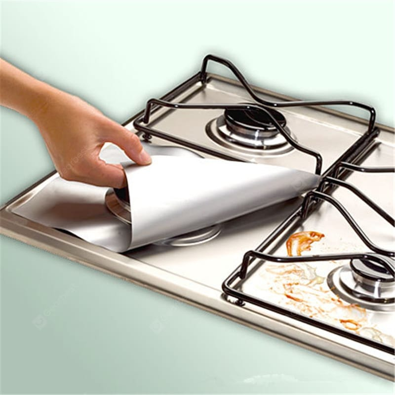 Gas Range Clean Pad