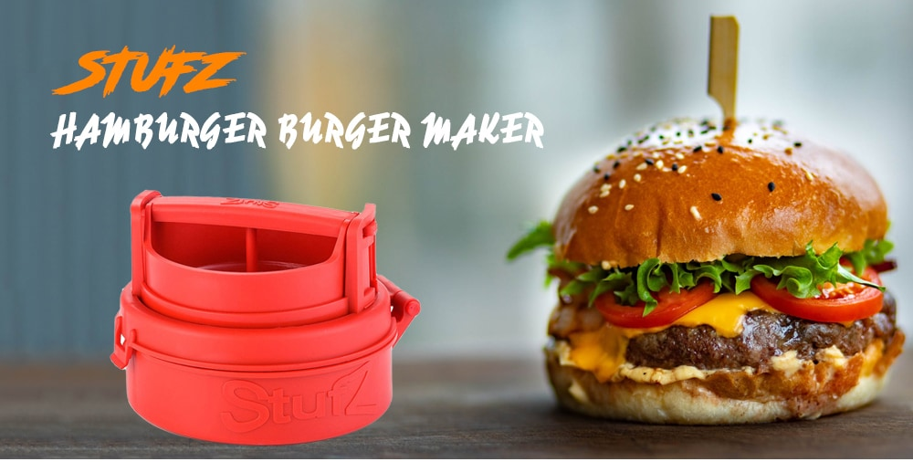 Stufz Burger Maker